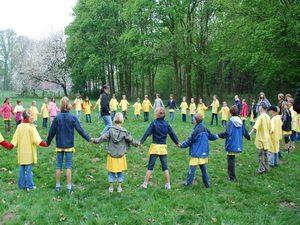 Kooperative Spiele & Abenteuer für kleine & für große Gruppen mit viel Spaß & Action